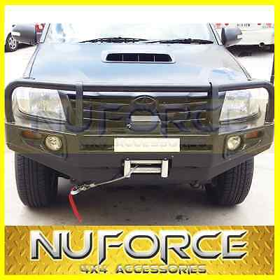 genuine toyota hilux nudge bar fitting instructions