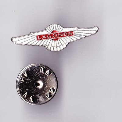 Aston Martin Enameled Lapel Pin 0 25/32x0 3/16in - '70s ...