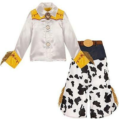 Toy Story 3 Jessie Cowgirl Costume L 10 New Disney Store Dress Up