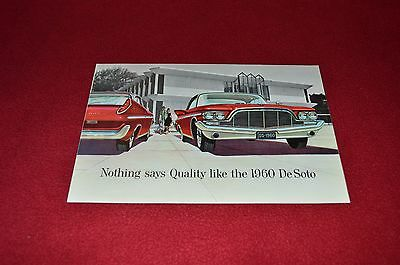 De Soto For 1960 Cars Car Dealer's Brochure GDSD