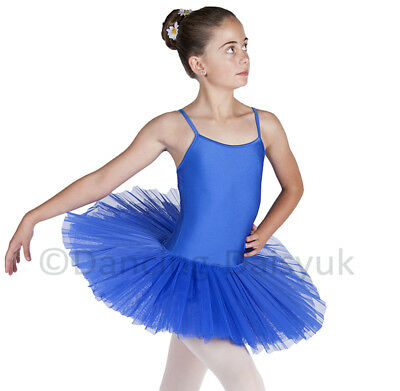 Girls Ladies Lucy BALLET TUTU Dress Full Tutu Dance Costume By Dancing Daisy