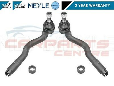 BMW 3 SERIES E46 FRONT OUTER STEERING TRACK ROD LEFT RIGHT TIE ROD ENDS MEYLE