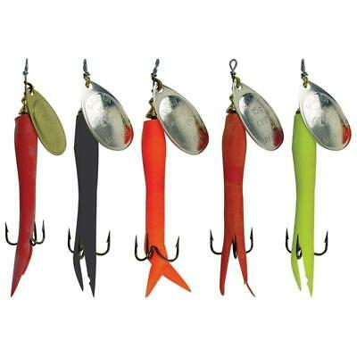 Mepps Aglia Flying C 10g, 15g, 25g**Yellow, Orange, Black, Red Salmon Lure