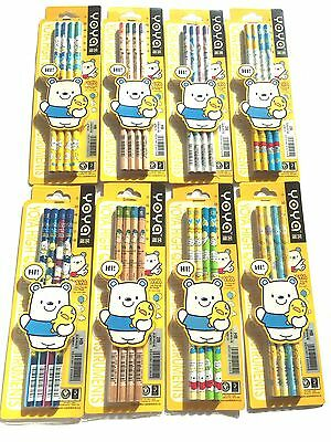 252 PCs HB or 2B Wood Lead Pencils for Office or Students