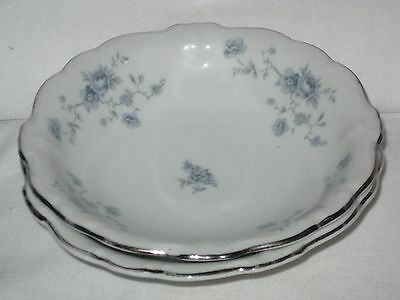 Johaan Haviland Blue Garland  Berry Dish and  set made in Bavaria Germany