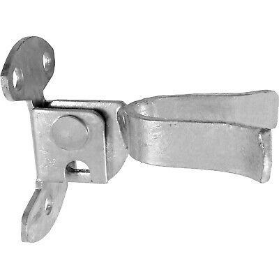 """Chain Link Wall Mount Gate Latch: Gate Latch for 2-1/2"""" Chain Link Gate Frame"""