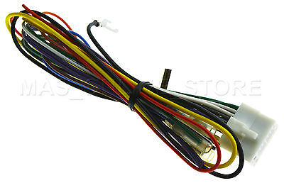 Clarion M 275 M275 Genuine Power Harness pay clarion vx 409 vx409 genuine power wire harness *pay today ships clarion max675vd wiring harness at soozxer.org