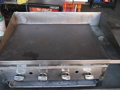 118RES58 USED  GRILLE GAS PROPANE BURNER