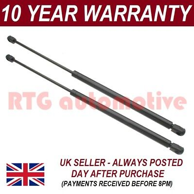 2X For Vauxhall Corsa C Hatchback (2001-2006) Gas Tailgate Boot Support Struts