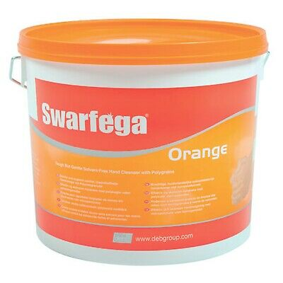 Swarfega Orange Hand Cleaner Gel - 15 Litre TUB