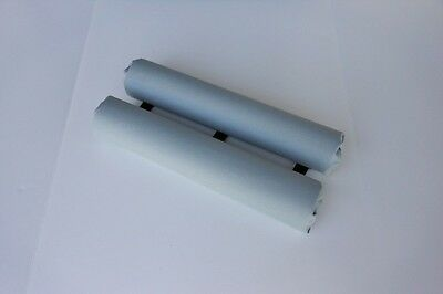 """Vitamin Blue 18"""" Roof Rack Pads - Non Logo Gray (MADE in USA) REGULAR PADS"""
