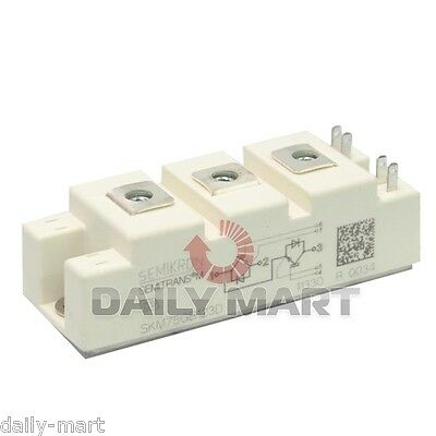 Semikron IGBT Power Module SKM75GB123D 75A/1200V Original New Free Ship