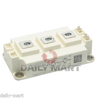 Semikron IGBT Power Module SKM200GB123D 200A/1200V Original New Free Ship