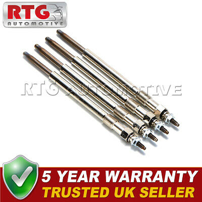 4X For Citroen Relay Fiat Ducato Peugeot Boxer 2.2 Hdi Jtd Heater Glow Plugs
