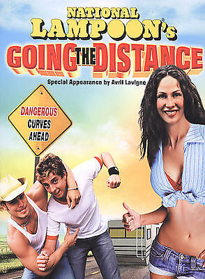 National Lampoon's Going the Distance (DVD, 2009)