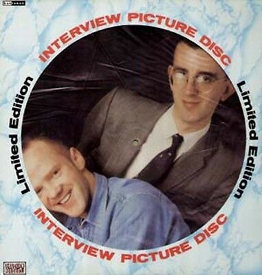 Communards, Interview Picture Disc Lim.Edition