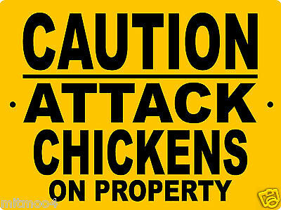 CHICKEN SIGN, Aluminum Sign,Animals,Farm sign,Pigs,chickens,horses,llama,CAC1