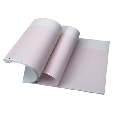 Welch Allyn ECG Paper - CP100, CP150, CP200 - 5 packs - 200 sheets/pack