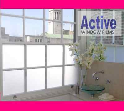 Pro Frost Opal Effect Window Film Frosted White Privacy Glass 51, 76, 100, 152cm