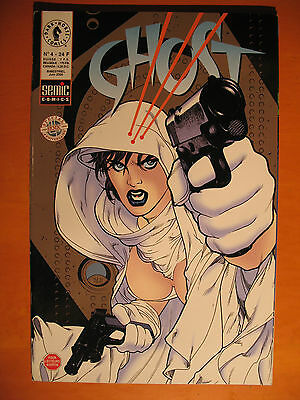 GHOST Tome 4 -Dark Horse Comics éditions SEMIC