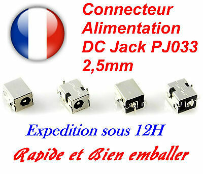 Connecteur alimentation ASUS X53S conector Dc power jack prise connector