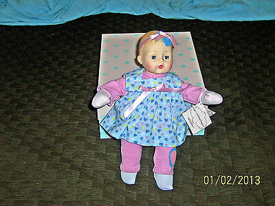 Doll Madame Alexander------Daddy's Sweetheart Huggums Doll--#61950