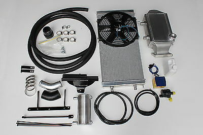 Toyota Landcruiser 80 Turbo Diesel Intercooler kit 1HZ, 1HD-T, 1HD-FT PLAZMAMAN