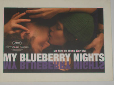 MY BLUEBERRY NIGHTS - Wong Kar Wai- Jude Law- Natalie Portman