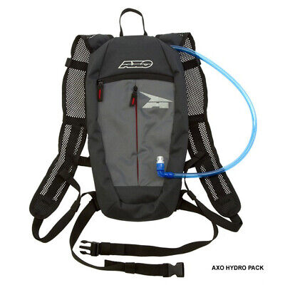 Axo Hydration Pack Grey - 2 Litre