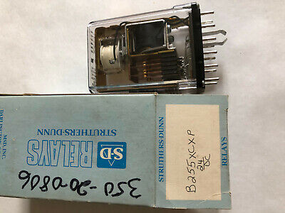 New Old Struther-Dunn B255Xcxp 24Vdc Latching Relay ,magnecraft Bh