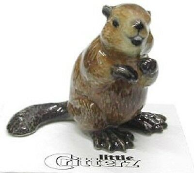 little Critterz LC133-  Beaver (Buy 5 get 6th free!)