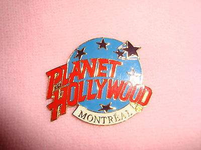 Planet Hollywood Montreal Pin