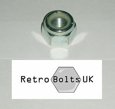 Steering Wheel to Steering Column Locking Nut - MK1 Escort, Mexico, RS2000