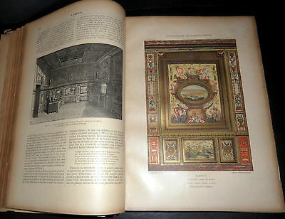 Dictionnaire de L'Ameublemnet  et De La Decoration, Havard, France Furniture Ref