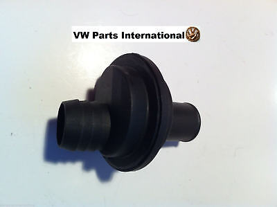 VW Golf MK3 VR6 Engine Breather PCV Valve Diaphragm 7M0 128 101 Genuine OEM VW