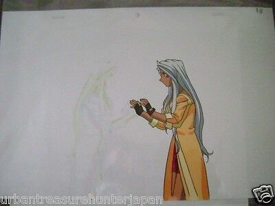 Ah My Goddess Megami Sama Urd Anime Production Cel