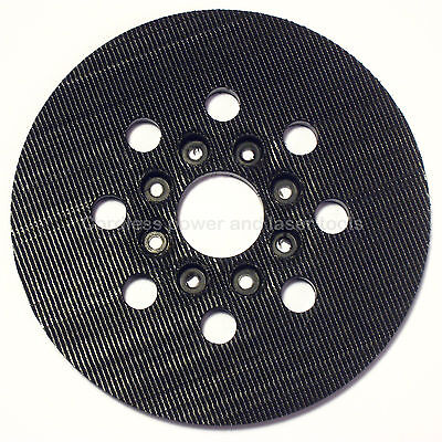 Bosch 125mm Rubber Sanding Pad Plate PEX 220 A AE & Skil 7402 7490 2 609 000 750
