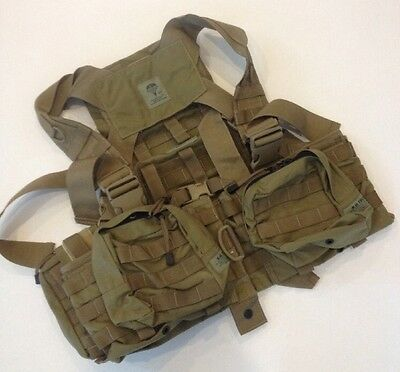 NEW SO TECH SPECIAL OPERATIONS TECH MEDICAL ASSAULT CHEST HARNESS SYSTEM MACHS