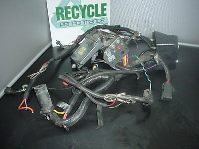 Marine Power Electrical Engine Wiring Harness 502 ZZ502 Berkeley Jet Boat
