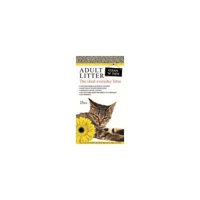 Clean 'N' Tidy Adult Litter  - 15kg - Litters Cat