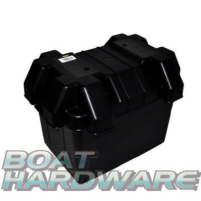 Battery Box Small Suit N50 (commodore/falcon) size boot mount camping etc.