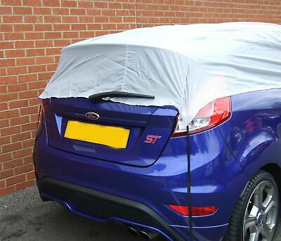 Maypole Water Resistant Car Top Cover Frost Protect Weather Shield Small Saloon