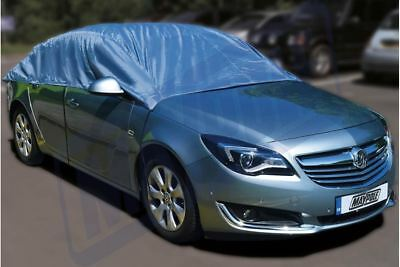 Maypole Water Resistant Car Top Cover Frost Protection Weather Shield Large