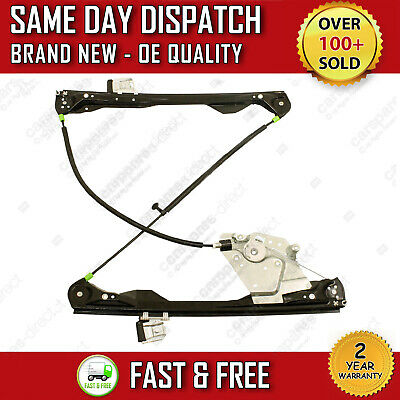 Ford Focus 1998 2005 Front Right Driver Side Electric Window Regulator 2/3 Doors