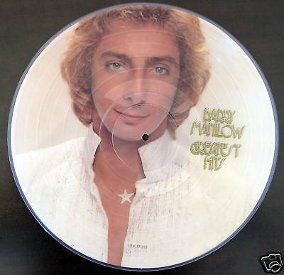 Barry Manilow  / Picture Vinyl / Limited / Rarität /