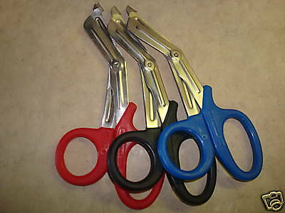 "New 3pc Combo 5.5"" EMT Shears / Utility Scissors Medical First Aid & Emergency"