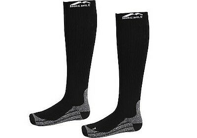 1 Pair More Mile R2R Sports Compression Running Sports Socks Mens Womens Ladies