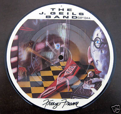 The J.geils Band / Picture Vinyl / Limited / Rarität /