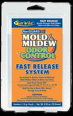 Starbrite NosGuard SD Mold/Mildew Odor Control Fast Release System 89970  New
