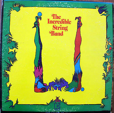 Dlp / Incredible String Band / Folk / Rarität /